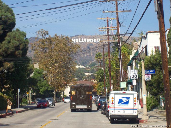 Hollywood Sign Hollywood Photography Shadowfire Nl